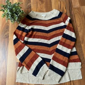 Multicolored Maurices Sweater - Size XS